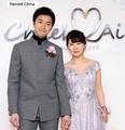 23日、鳳凰網は、卓球元日本代表の福原愛さんが台湾メディアによるインタビューを受けた際「自分に子どもの時代はなかった」と語ったことを報じた。写真は福原愛さんと夫の江宏傑さん。