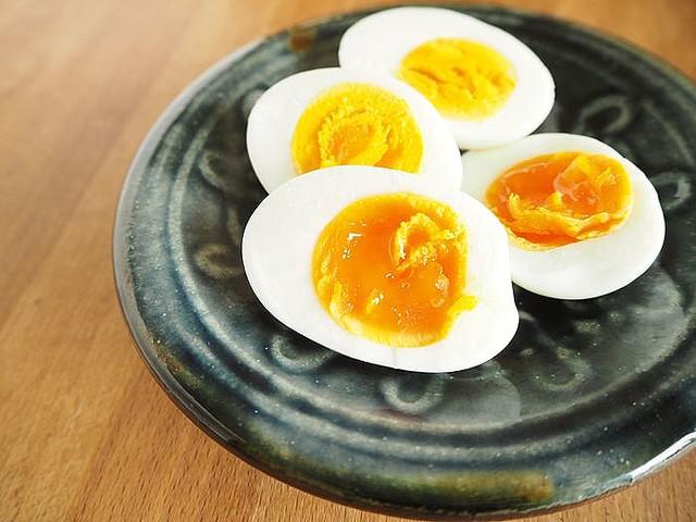 ゆで卵 失敗 再加熱