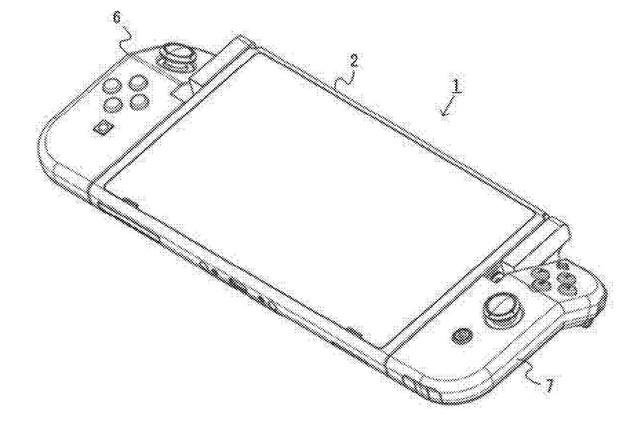 折れ曲がるJoy-Con、将来のSwitch向けに開発か。任天堂、米で特許申請