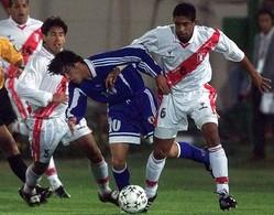 南米特有のフィジカルやスピードに苦戦を強いられた1999年大会での日本。それから20年ぶりの参戦で、いかなる戦いを見せられるだろうか? (C)REUTERS/ AFLO