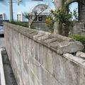 ブロック塀の危険性は昔から指摘されていた(写真提供/エコ.グリーン設計)