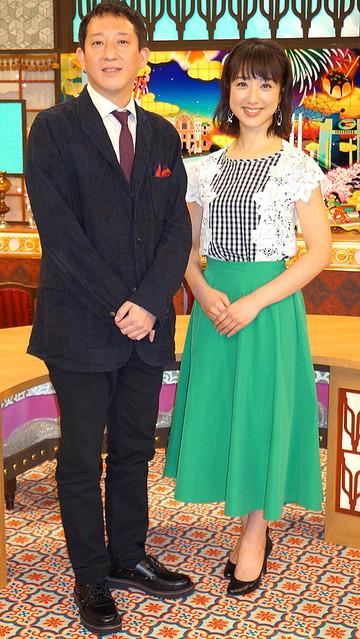「天ぷらは塩で」実は大阪発祥 川田裕美アナ「これからは東京で堂々と食べたい」