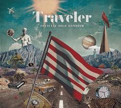 【先ヨミ・デジタル】Official髭男dism『Traveler』がダウンロードAL首位走行中 スピッツ/渋谷すばるが続く