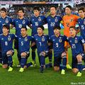カタールW杯アジア2次予選に挑む日本代表