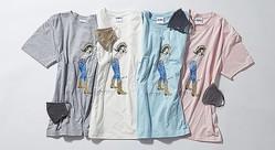 かわいすぎるイラストで話題の「#ジーパン女子」から新作が登場!マスクスタイルもデニムで垢抜けちゃお◎