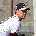 オリックス・岸田護(写真は2016年時)【写真:編集部】