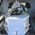 死亡宣告後に葬儀場で生き返った米女性 2カ月後に息を引き取る