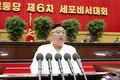 中国には媚びを売り(7日、朝鮮労働党で演説する金正恩総書記=平壌) (C)ロイター/KCNA