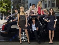 オリジナル版「ゴシップガール」シーズン1より (C)2009 Warner Bros. Entertainment Inc. All rights reserved.