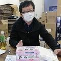 マスクの転売に反発して日本で無料配布 中国人男性の変化