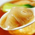 大阪王将の期間限定メニュー 極上フカヒレ天津飯を食べてみた
