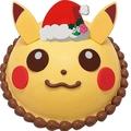 ポケモン アイスクリームケーキ クリスマス ピカチュウ/画像提供:B-R サーティワン アイスクリーム