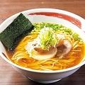動物系スープ×魚介スープが生み出す旨味の重なる繊細な味わい
