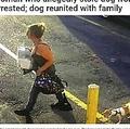発作を起こした男性の犬を盗む女(画像は『KKTV 11 News 2019年8月1日付「Woman who allegedly stole dog from dying man arrested; dog reunited with family」(Photo: Longmont Police Dept.)』のスクリーンショット)