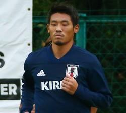 川崎での活躍が認められる形で日本代表に初選出された守田。森保ジャパンで唯一、プロ1年目での抜擢となった。写真:山崎賢人(サッカーダイジェスト写真部)