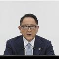 インターネット中継での決算説明会で発言するトヨタ自動車の豊田章男社長=2020年11月06日、[同社ホームページより]