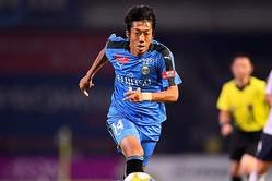 中村が開設したインスタグラムに初めて登場した人物は…。写真:金子拓弥(サッカーダイジェスト写真部)