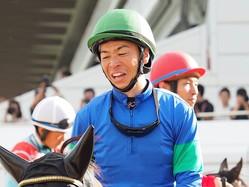 北村宏司騎手 JRA通算15000回騎乗達成!