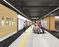 ぬくもり空間爆誕!JR京葉線新木場駅がリニューアルし「木」を基調とした駅構内へ刷新
