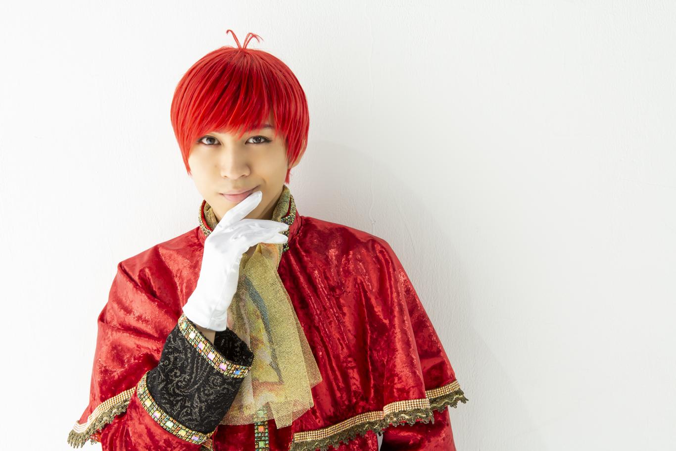 舞台『おそ松さん3』F6インタビュー/第1回:井澤勇貴(おそ松役)
