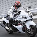 隼は公道向けバイクの究極を目指した「アルティメットスポーツ」。見た目もイカつい!