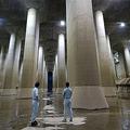 通称「地下神殿」と呼ばれる「首都圏外郭放水路」
