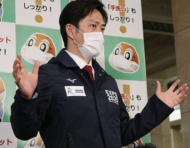 [画像] 飛田新地、緊急事態宣言前夜の怒号「営業したいんや!」