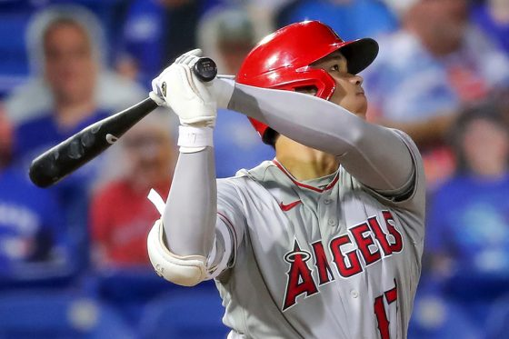 【MLB】大谷翔平、「熱狂させる選手」ファン投票で独走状態 開始20分で2万人超が参加