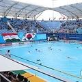 水球競技の会場(資料写真、事件とは関係ありません)=(聯合ニュース)