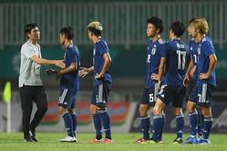 毎試合激闘を繰り広げ、銀メダルを掴んだU-21代表。真剣勝負の場で多くの経験値を得た。写真:早草紀子