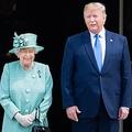 エリザベス女王、トランプ氏のヘリコプターで「芝生が台無し」と苦言