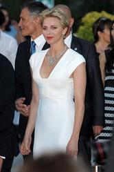 シャルレーヌ公妃がイメチェン?/写真:SPLASH/アフロ