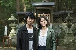 ジュリエット・ビノシュが奈良に!