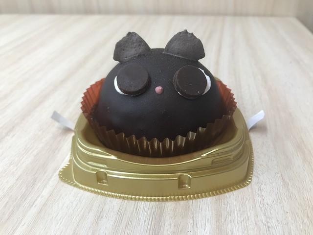 [画像] 【セブンスイーツ】「黒猫ザッハトルテ」が見た目も味も100点満点♡