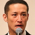 TOKIOの松岡昌宏さんらが記者会見した(2018年5月2日)
