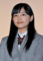 「謝罪の王様」に出演した時期の川口春奈さん(2012年。写真:UPI/アフロ)