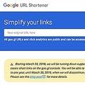 Googleが短縮URLサービスの終了を発表 機能停止後もアクセスは可能