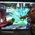 海外で制作された対戦型VRゲーム  実際にロボットが殴ってくる