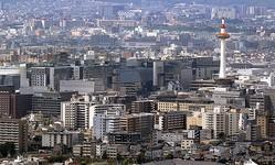 「京都」の範囲に関し、市民の様々な思惑が交差する京都市街