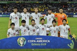 日本も参戦したコパ・アメリカでは、ベネズエラは8強入り。世界ランクでもにほんを上回る26位となっている。(C) Getty Images