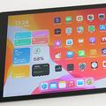 ウィジェットがスライドなしで表示 iPad第8世代の性能比較