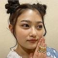 井上咲楽さんのインスタグラム(@bling2sakura)より。「水曜日のダウンタウン」出演を告知していた