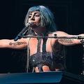 米人気歌手のレディー・ガガさん/Kevin Mazur/Getty Images