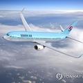 大韓航空機(資料写真)=(聯合ニュース)