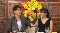 與真司郎&宇野実彩子(C)日本テレビ