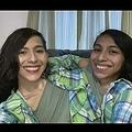 「3日もてばいい」と言われた双子が20歳に(画像は『Special Books by Special Kids 2020年7月23日公開 YouTube「Conjoined Twins who Share Internal Organs (They are NOT a Sideshow!)」』のサムネイル)