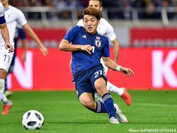 アジアカップでの活躍が期待される堂安律