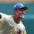 星稜の奥川恭伸投手のような「先発完投」は珍しい(時事通信フォト)