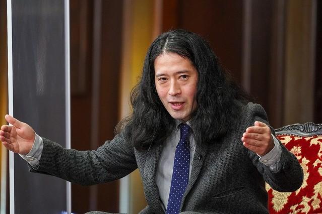 ピース又吉、東大とのコラボで特別講義に登壇 SNSの危険性について指摘