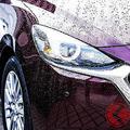 梅雨に洗車をする意味 雨による「酸化共鳴」で車にダメージ